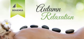 Autumn Relaxation, Wellness Package