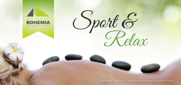 Sport & Relax, Wellness Package