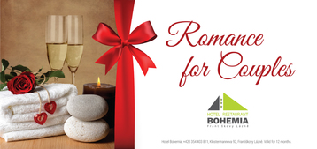 Romance for Couples, Wellness Package