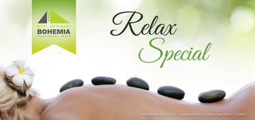 Relax Special Package, Wellness Package