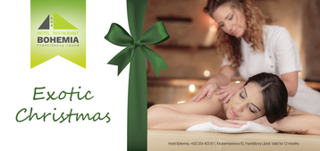 Exotic Christmas, Wellness Package